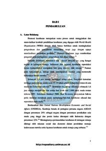Evaluasi Program Promosi Kesehatan Reproduksi Remaja Melalui Radio Studi Pada Fourteen Fm Di Sman 14 Semarang Repository Universitas Muhammadiyah Semarang
